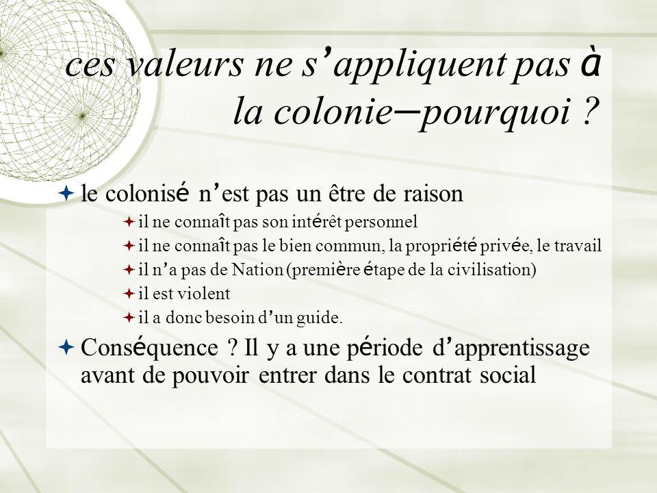 Autres justifications de la R é publique coloniale (n.b.