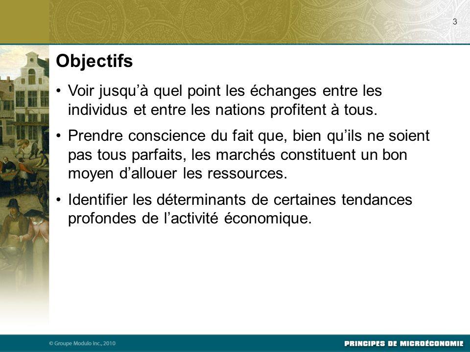 Dix principes déconomie Le terme « économie » vient des mots grecs : – Oikos, qui signifie maison.