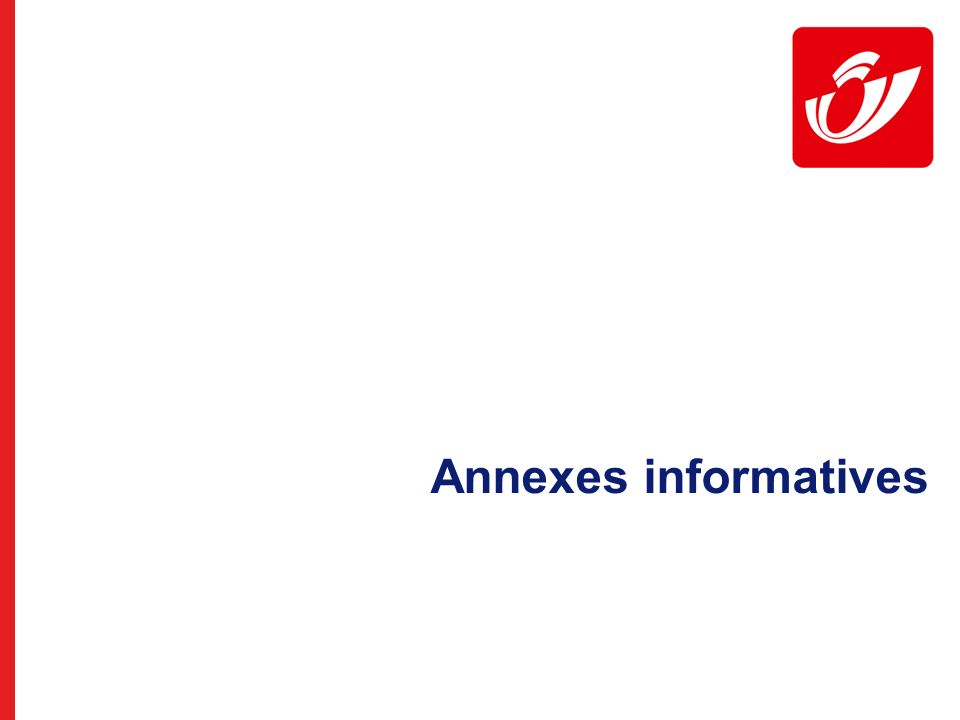 Annexes informatives
