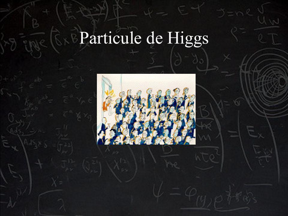 Particule de Higgs
