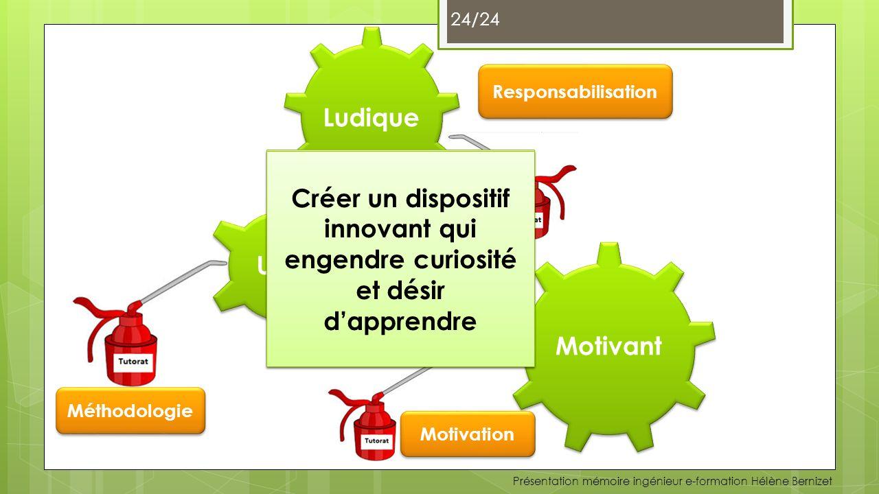 Présentation mémoire ingénieur e-formation Hélène Bernizet 23/24 Lavis de Jasper Faites comme moi.