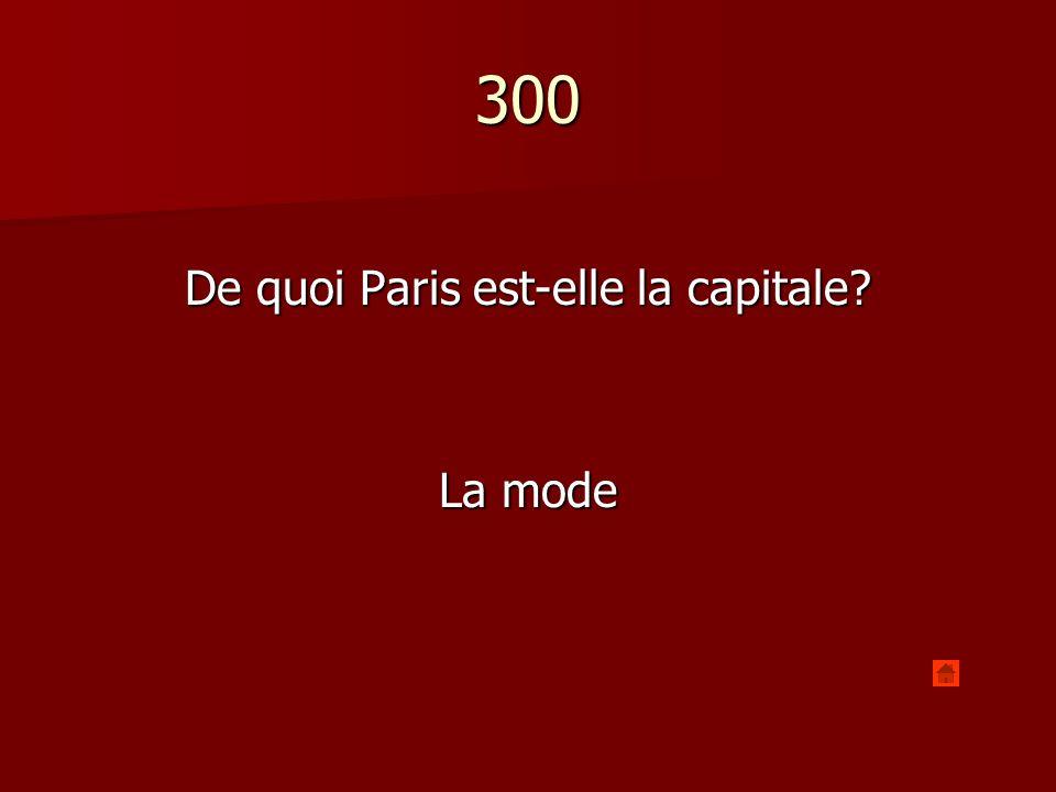 300 Où se trouve La Place du Tertre à Paris? À Montmartre