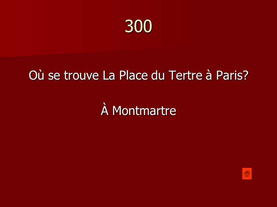 400 Comment sappelle le grand hôtel à Québec inspiré des chateaux de la Loire? Le Château Frontenac