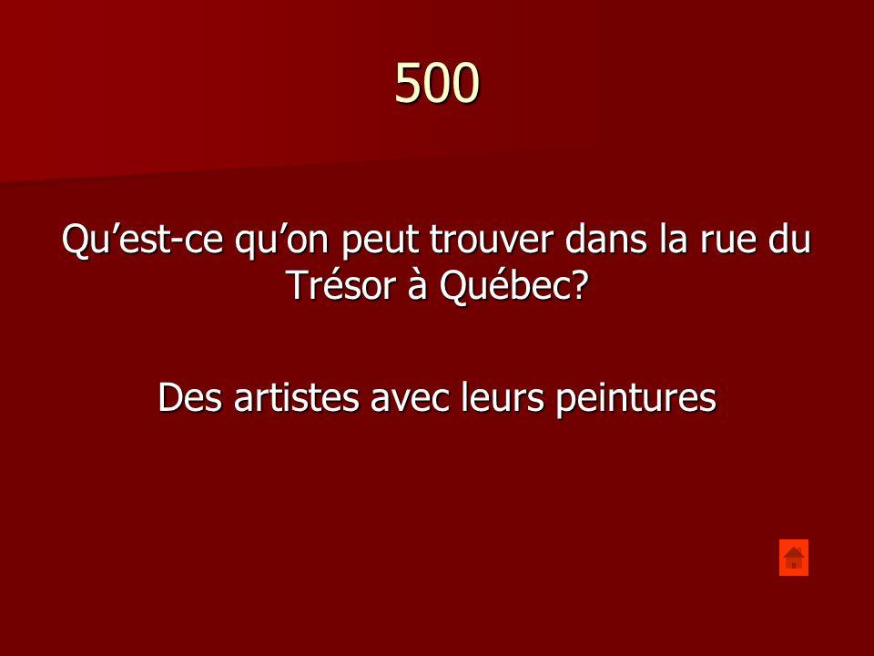 500 Quelle est le système de mesure que les Québecois utilisent? Le système métrique