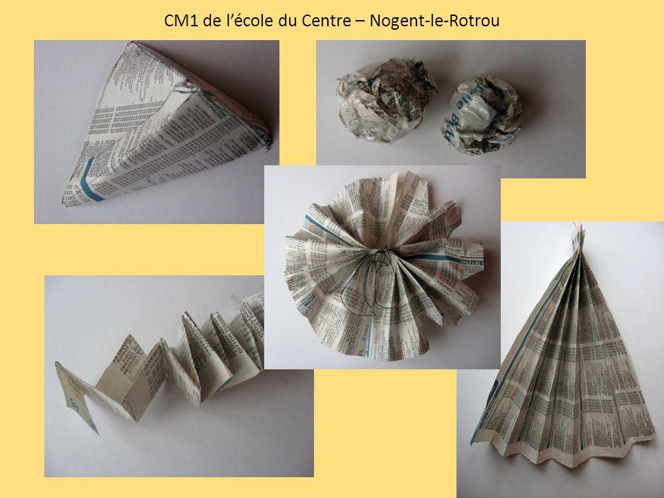 CM1 de lécole du Centre – Nogent-le-Rotrou