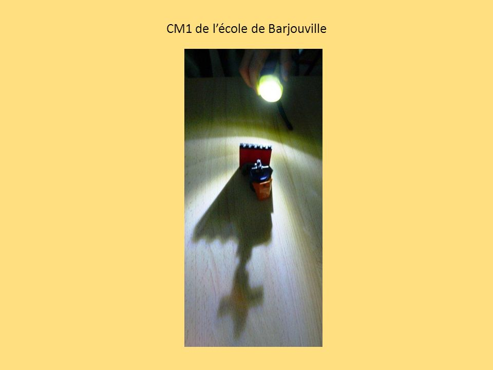 CM1 de lécole de Barjouville