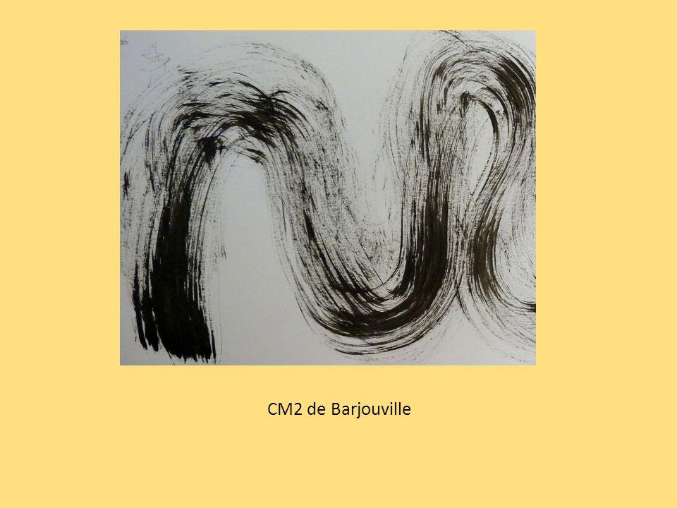 CM2 de Barjouville