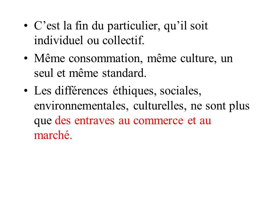 Philosophie de lAGCS Modèle de civilisation proposé.