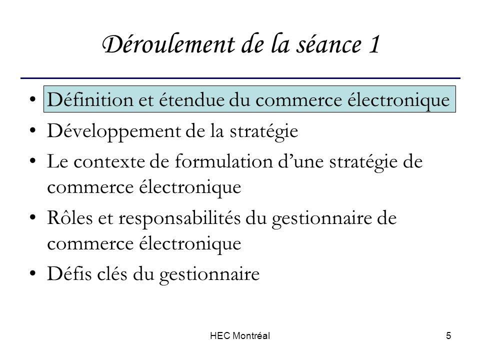 HEC Montréal36 Rôles