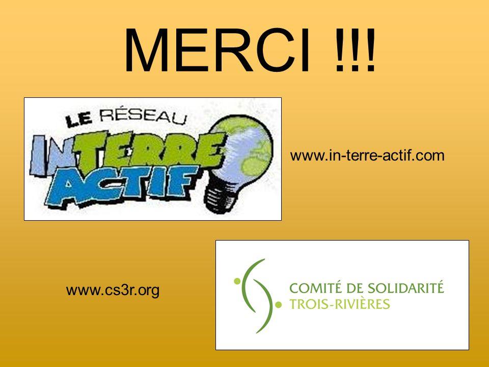MERCI !!! www.in-terre-actif.com www.cs3r.org