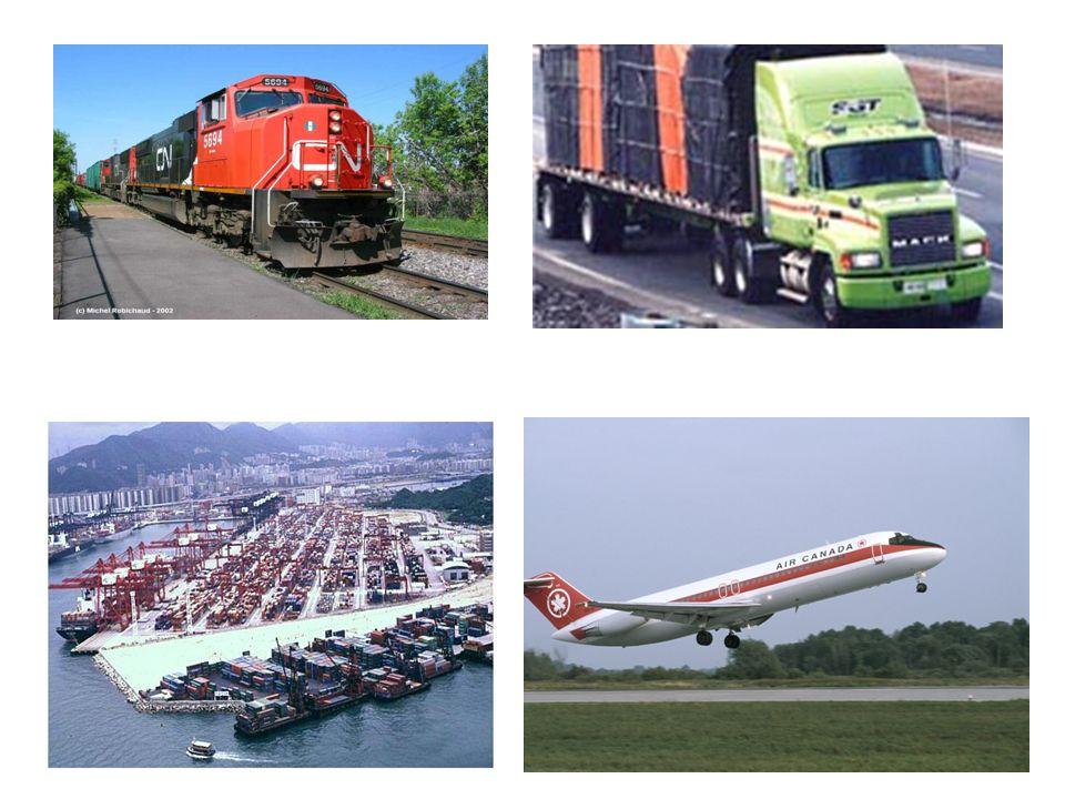 Pictogrammes de transport (suite)