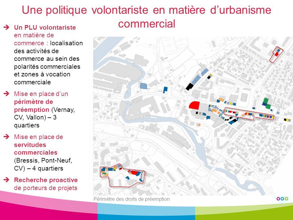 Lexemple du quartier du Vallon ou comment redynamiser un quartier en difficulté .