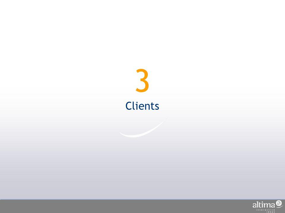 3 Clients