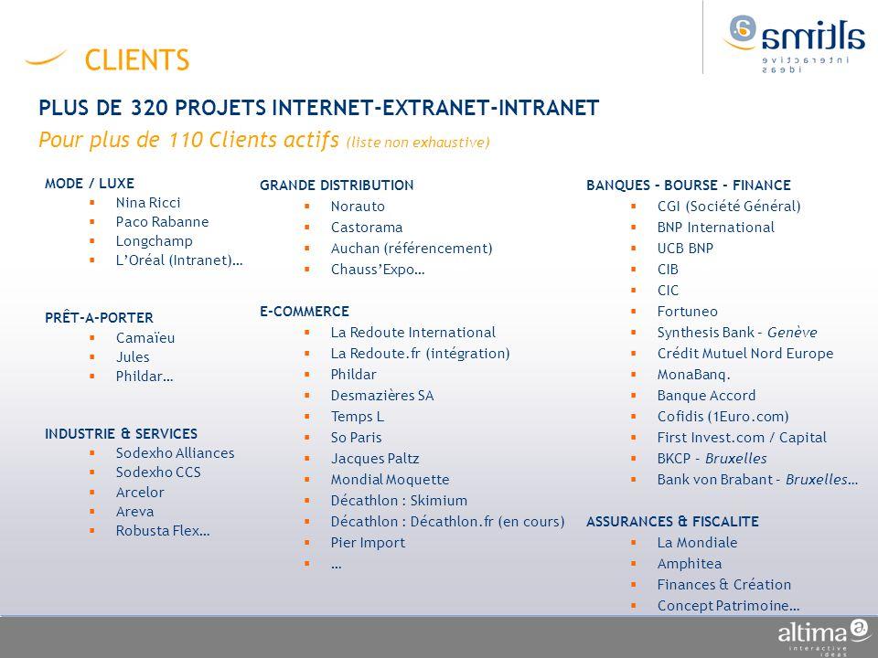 BANQUES – BOURSE - FINANCE CGI (Société Général) BNP International UCB BNP CIB CIC Fortuneo Synthesis Bank – Genève Crédit Mutuel Nord Europe MonaBanq
