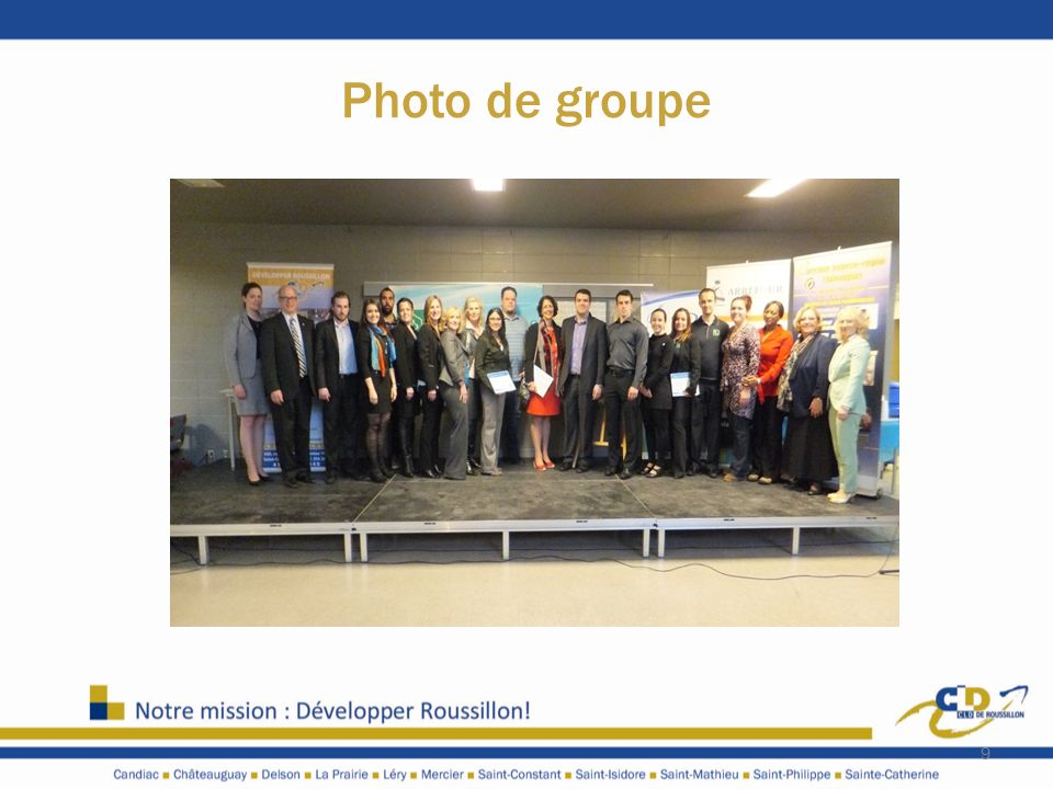 Photo de groupe 9