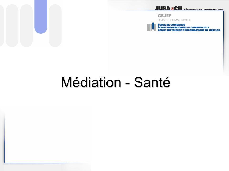 Médiation - Santé