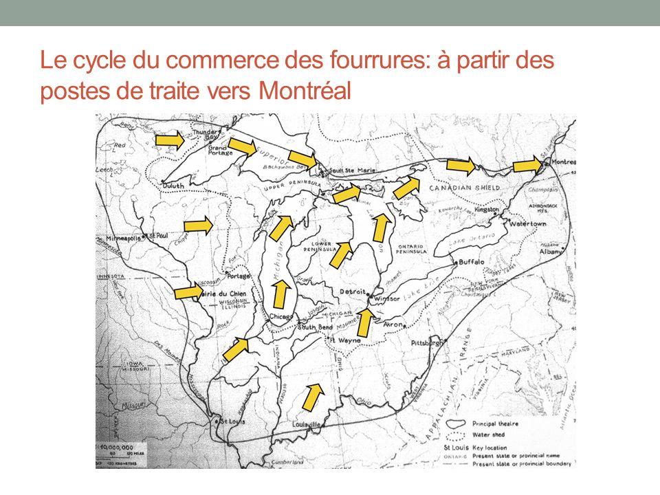 Activité de découverte de sa propre région: Trouver des noms de lieux d origine française dans votre région Y a-t-il eu des explorateurs ou des traiteurs parlant français dans votre région.