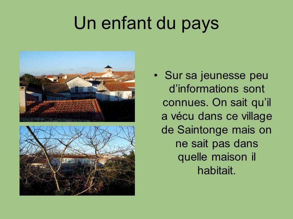 1603 : port de Tadoussac Pour son premier voyage, Samuel Champlain débarque à Tadoussac, premier comptoir créé par Dugua.