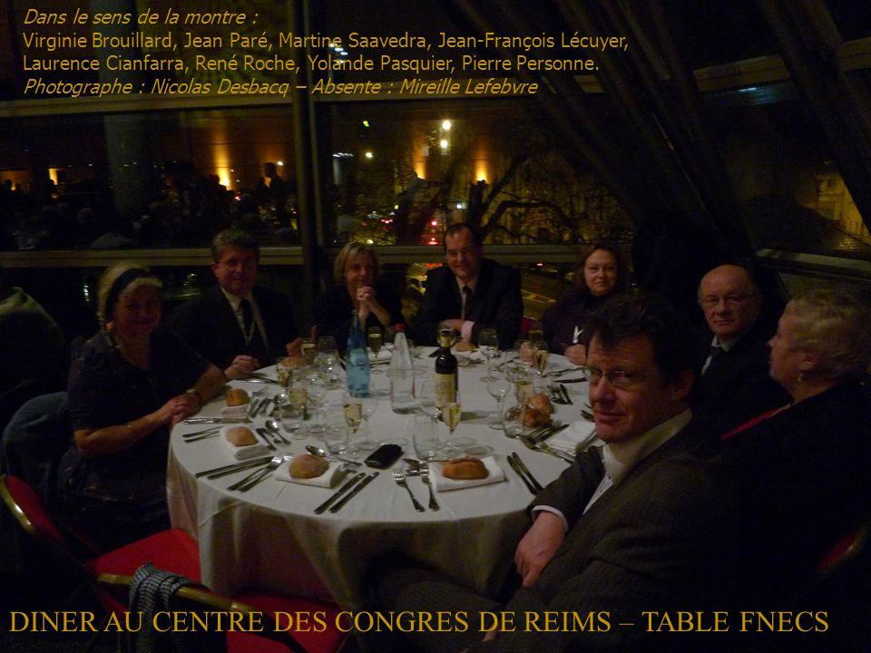 Patrick Sorin-Brobst, Président de la fédération INOVA Martine Saavedra et Mireille Lefebvre FNECS