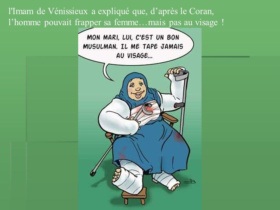 Le nouveau commerce de l'imam Bouziane imam de Vénissieux expulsé puis revenu pour quitter la mosquées et ouvrir un commerce: