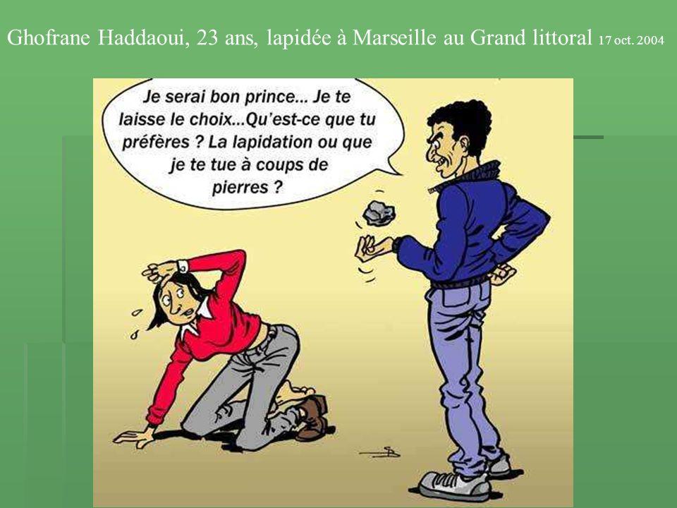 l'Imam de Vénissieux a expliqué que, daprès le Coran, lhomme pouvait frapper sa femme…mais pas au visage !