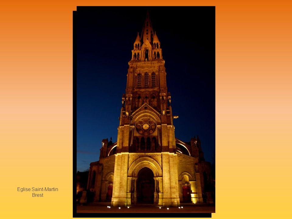 La tour Tanguy - Brest