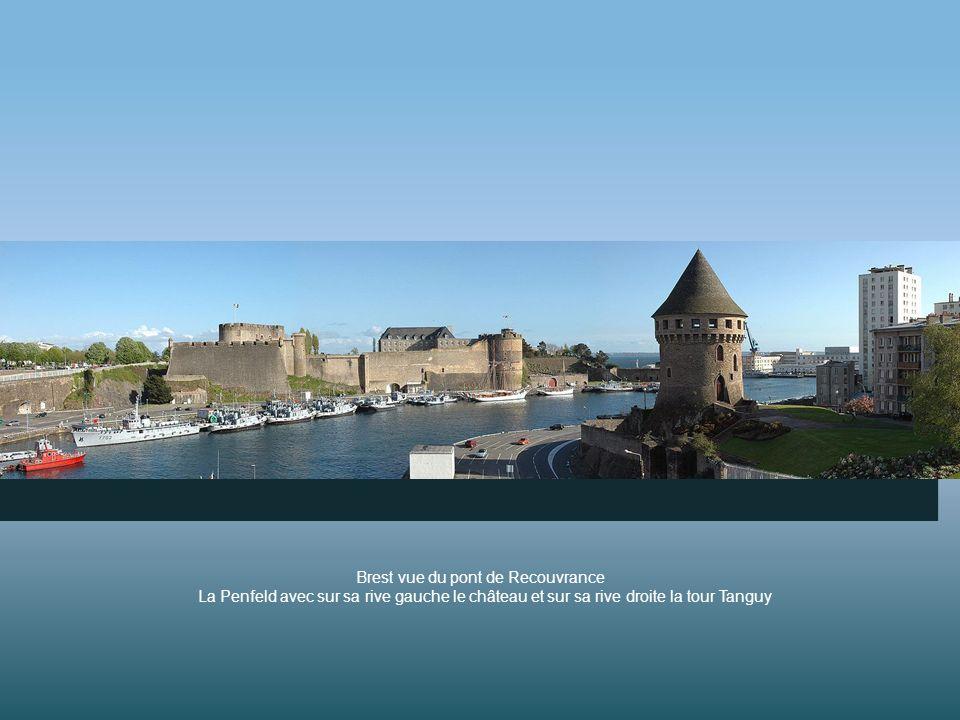 Brest… la rade