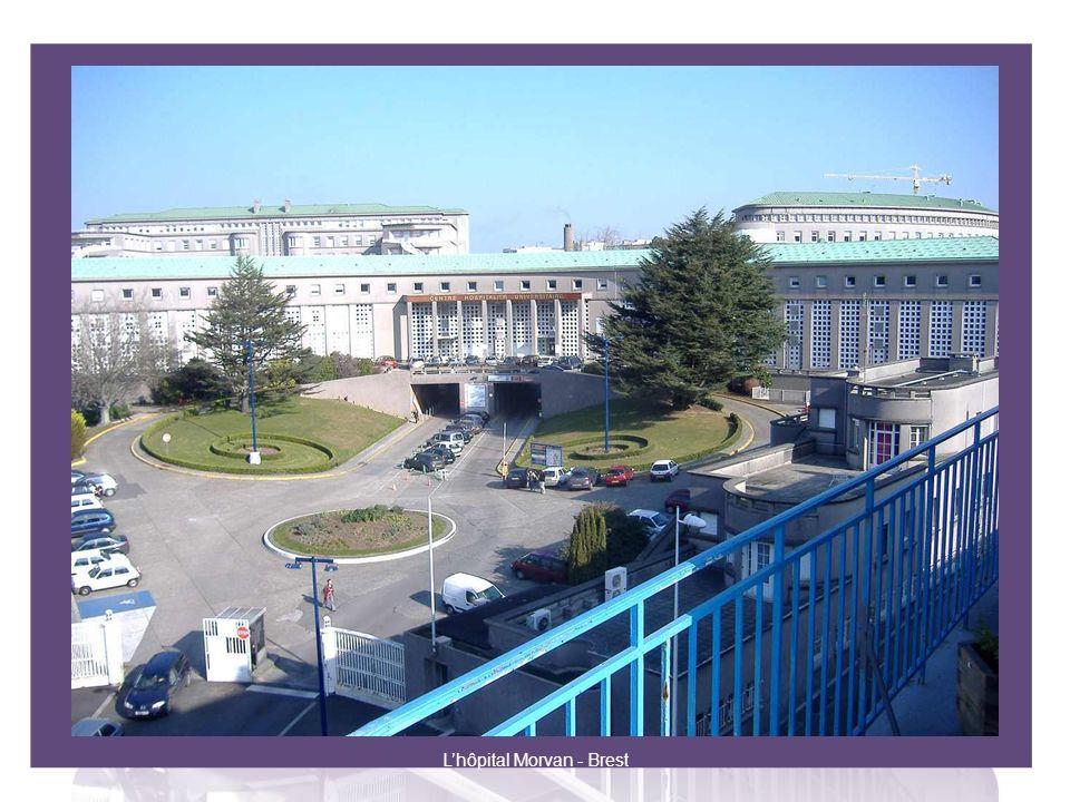 Limmeuble Comœdia, place Wilson Brest
