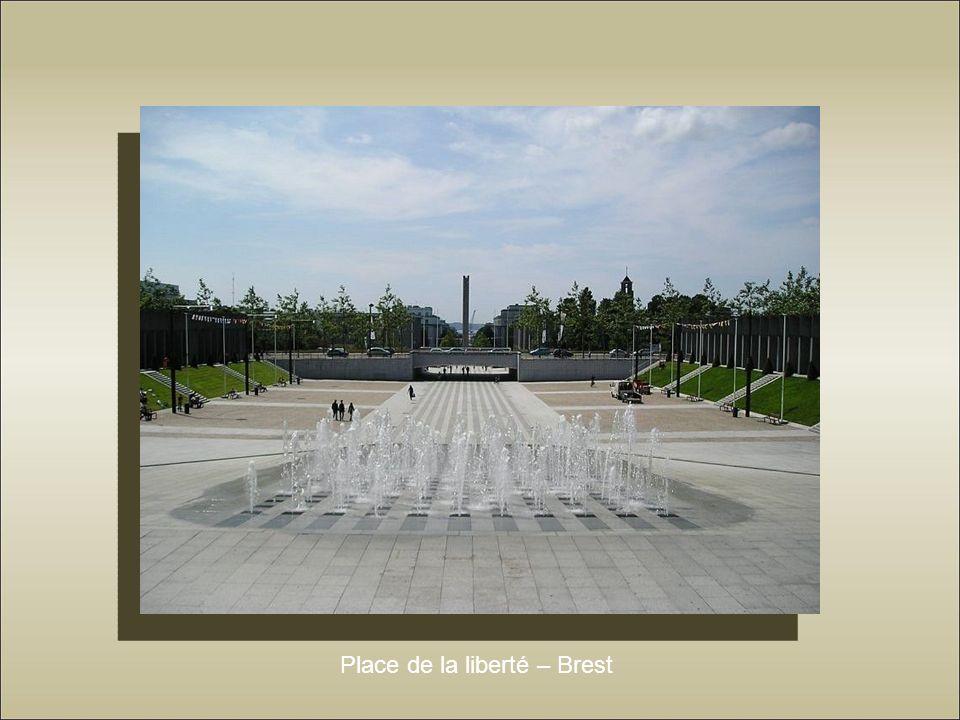 Lhôpital Morvan - Brest