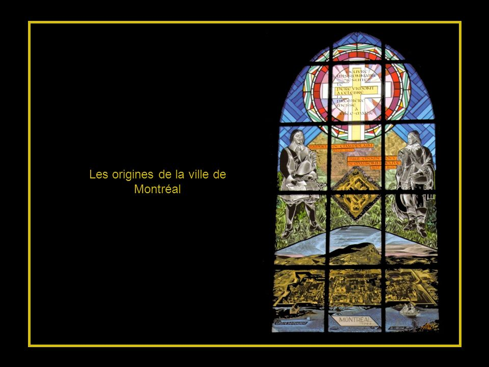 1608 création de «labitation de kébec» par Champlain 1642 établissement de Ville-Marie 1634 fondation des Trois-Rivières 1534 Jacques Cartier prend po