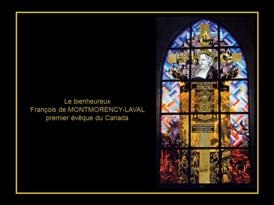 Fondation de la ville de Québec en 1608 par Samuel de CHAMPLAIN