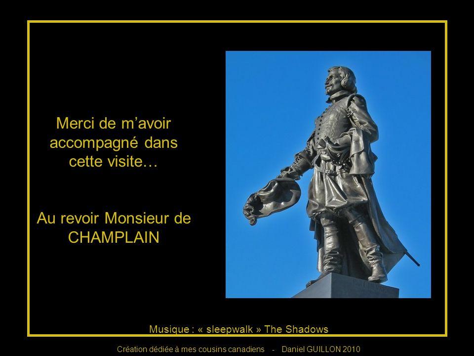 …vigies tournées vers louest, vers le Nouveau Monde…