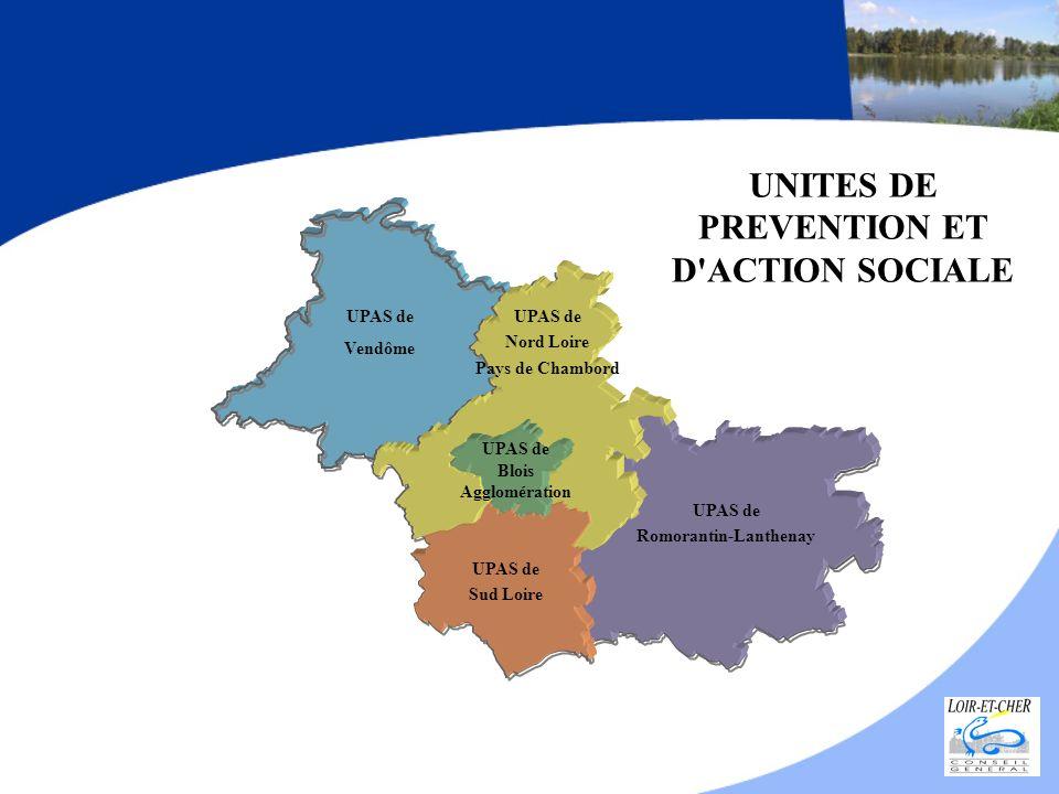 UNITES DE PREVENTION ET D'ACTION SOCIALE