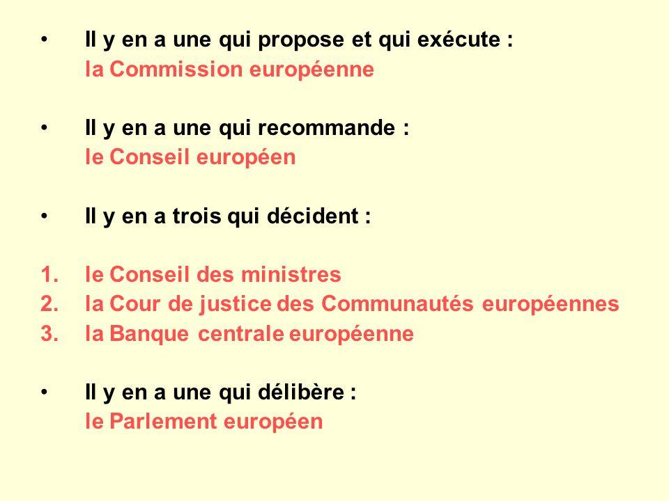 Les autres missions Voter les recettes.Le Parlement européen ne peut pas voter les recettes.