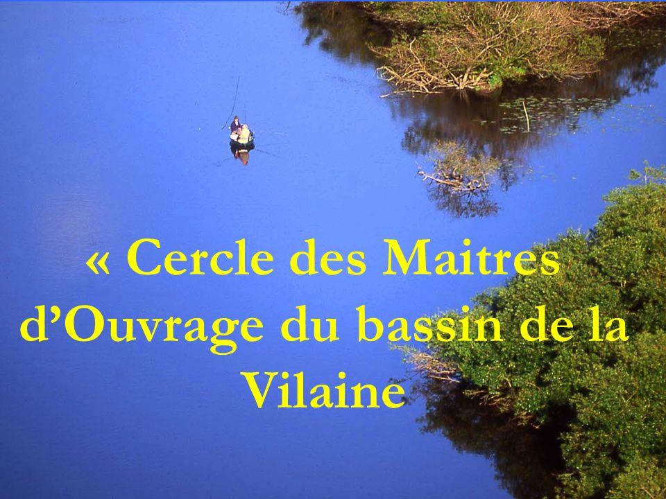 « Cercle des Maitres dOuvrage du bassin de la Vilaine