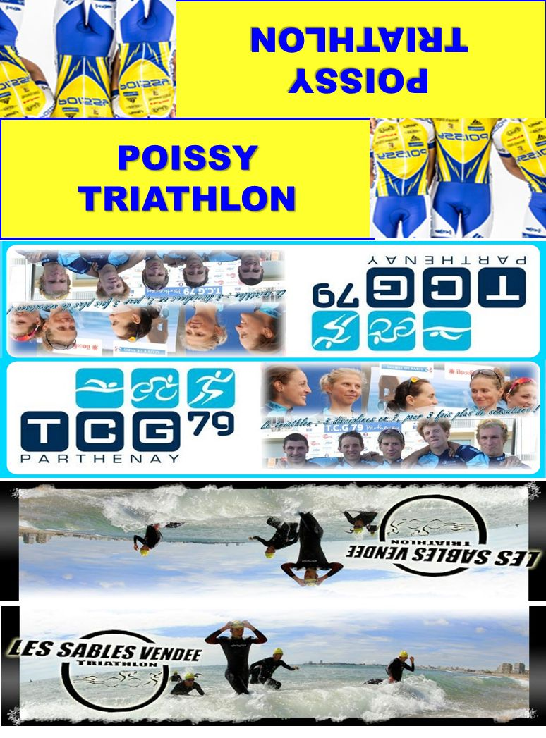 POISSY TRIATHLON