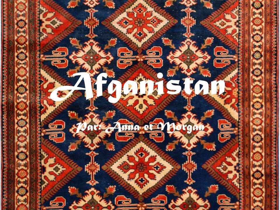 Afganistan Par: Anna et Morgan