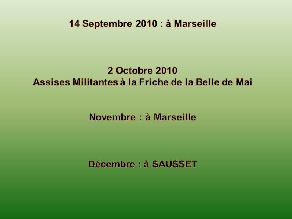 IV - Conclusion : Patrick CHINI, Secrétaire de Section de Salon de Provence remercie les membres de la commission davoir accepté son invitation.