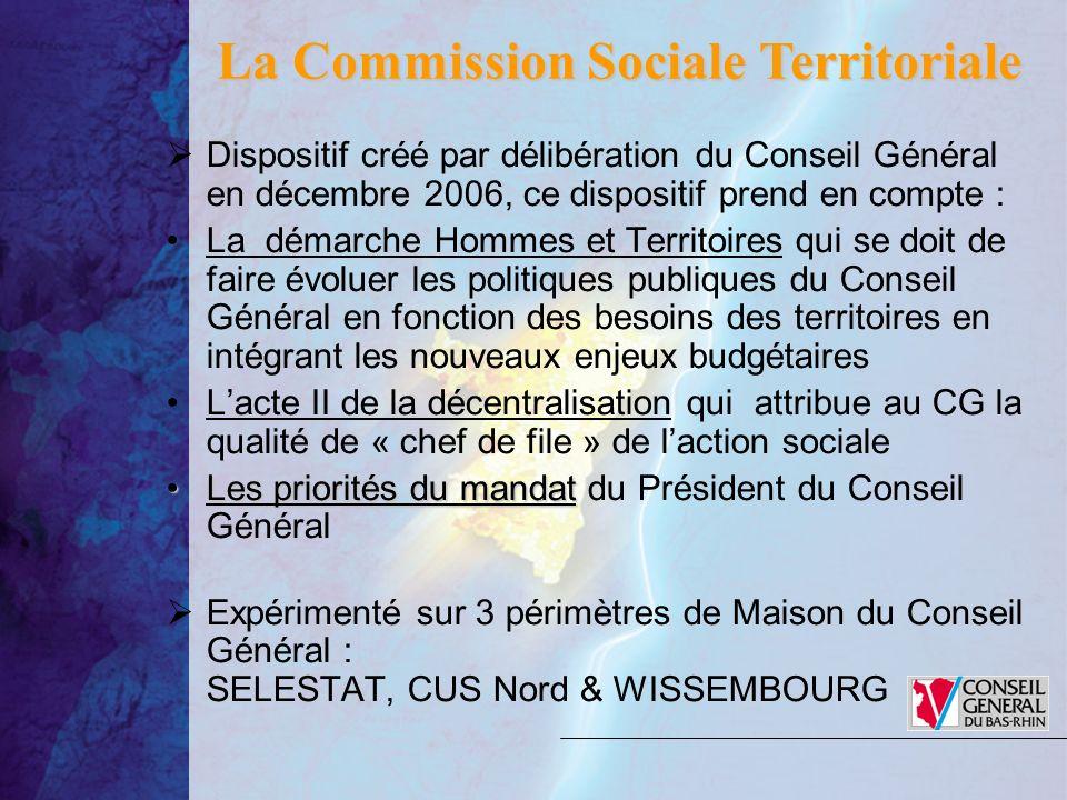 Dispositif créé par délibération du Conseil Général en décembre 2006, ce dispositif prend en compte : La démarche Hommes et Territoires qui se doit de