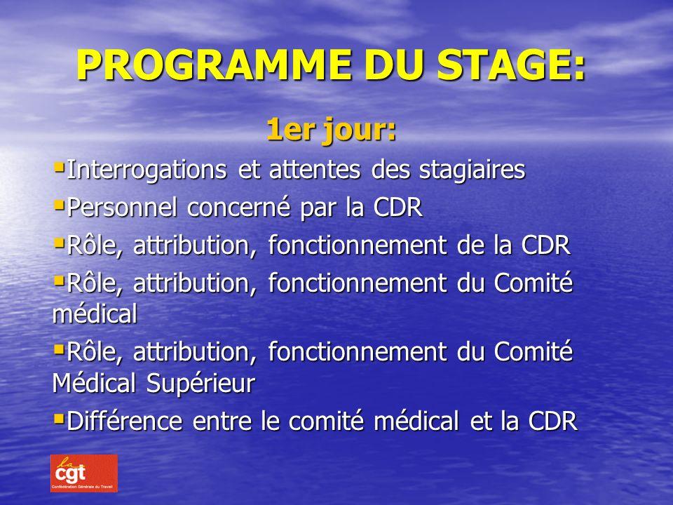 Module de Formation COMMISSIONDEREFORME
