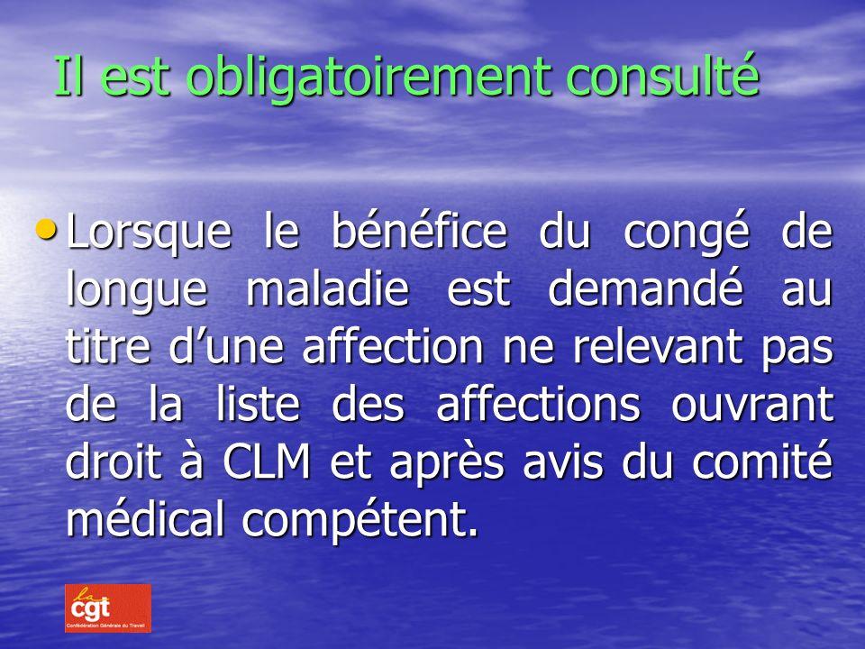 SA COMPOSITION Il est composé de médecins nommés pour 3 ans, par le Ministre de la santé.(décret 86-442 du 14 mars 1986) Il est composé de médecins no