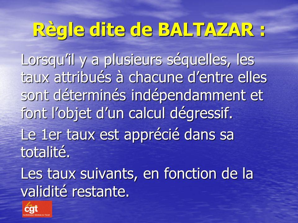 Allocation temporaire dinvalidité (A.T.I) Décret N° 2005-442 du 2 mai 2005. Cest le taux dI.P.P. qui va déterminer lattribution dune A.T.I. et son mon