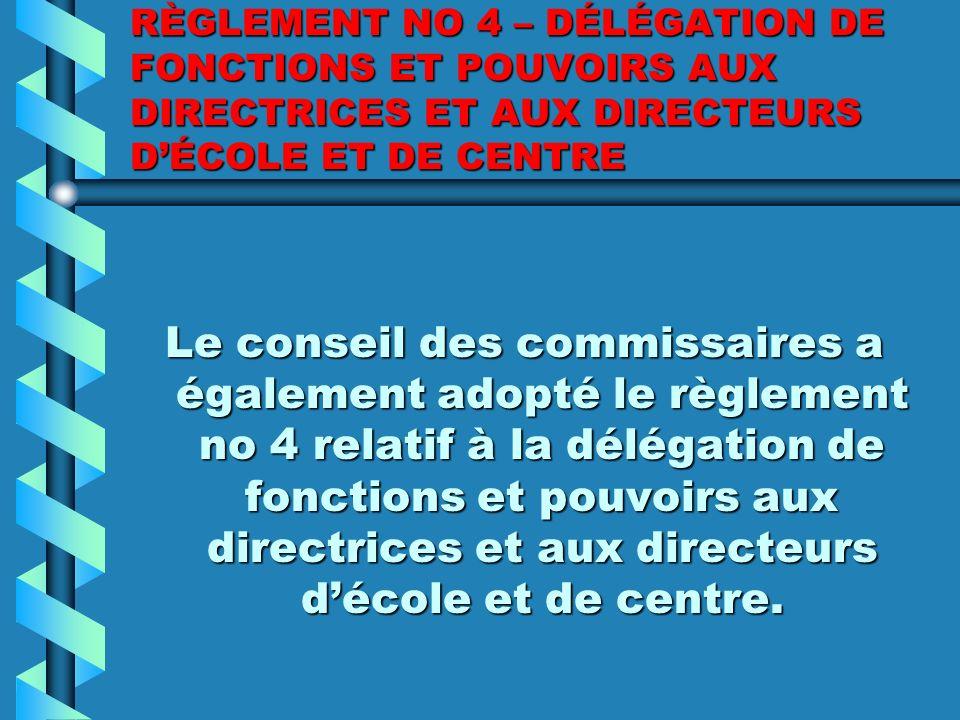 PLAN TRIENNAL DE RÉPARTITION DE LA CLIENTÈLE 2005-2008 Le conseil des commissaires a adopté le plan triennal de répartition de la clientèle 2005- 2008