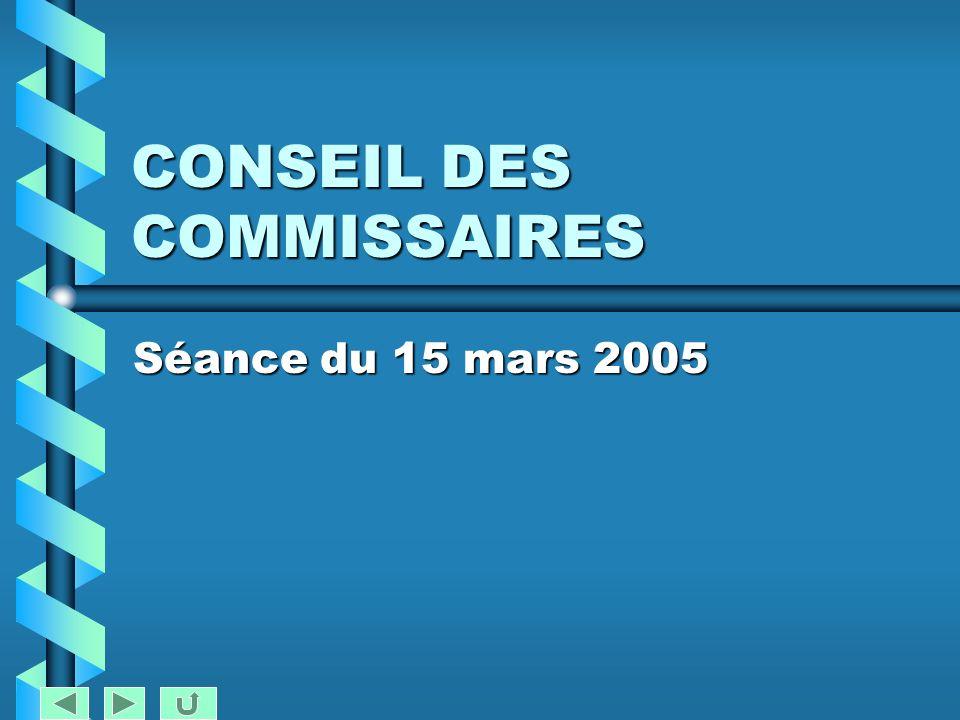 COMMISSION SCOLAIRE DE LA RIVIÈRE-DU-NORD NOUVELLES BRÈVES DES SÉANCES DU CONSEIL DES COMMISSAIRES ET DU COMITÉ EXÉCUTIF