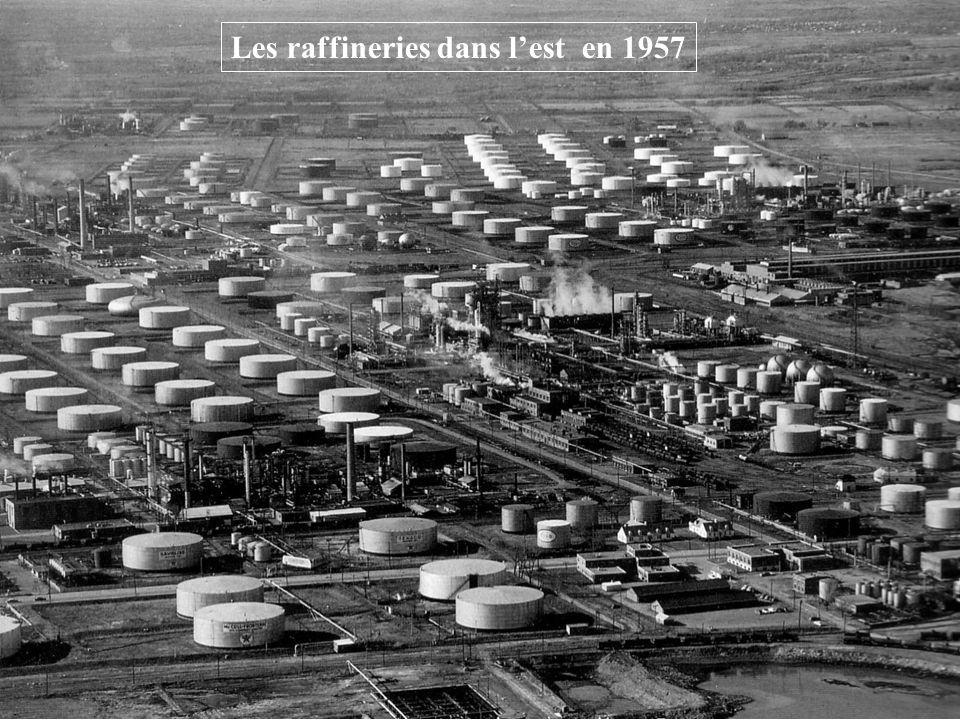 Une centrale Bell Canada 1956
