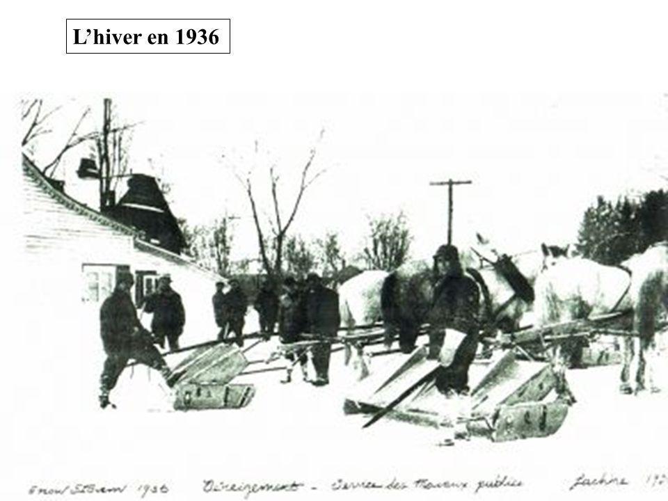 Rue Beaubien 1898