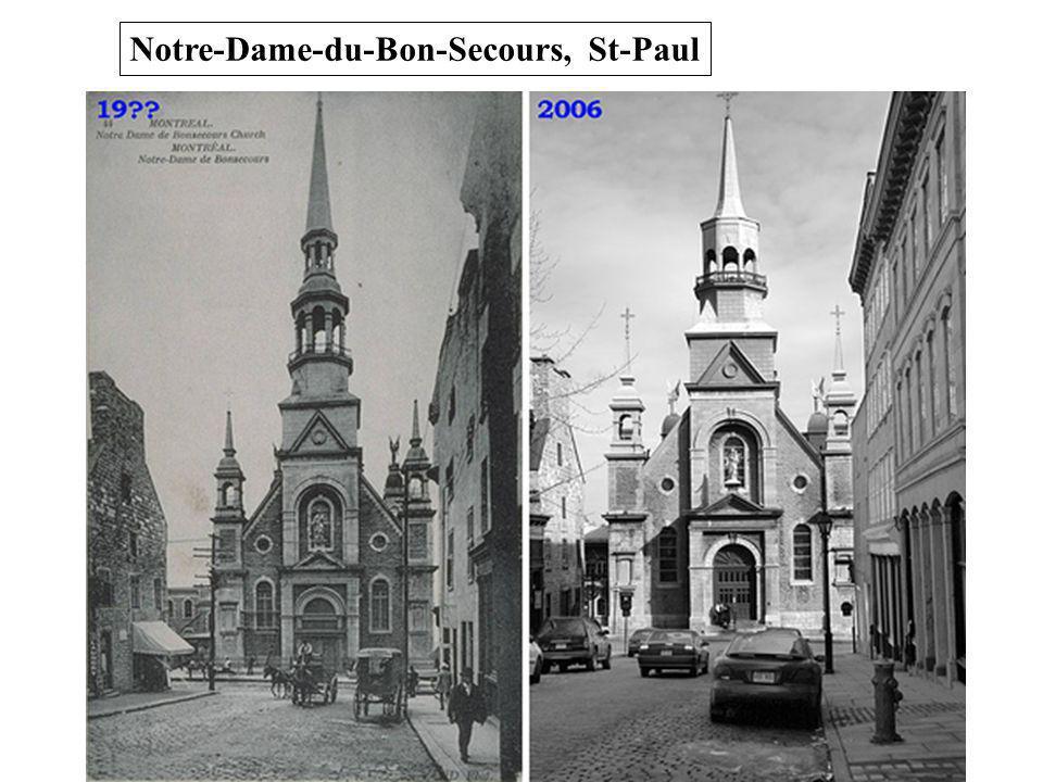 St-Laurent & St-Antoine