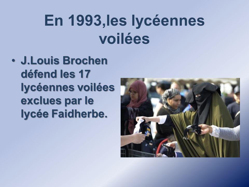 Le Portrait De Son Époux ! Jean-Louis Brochen> est inscrit au barreau de Lille depuis 1969, spécialiste en droit pénal et en droit social. En 1971, à