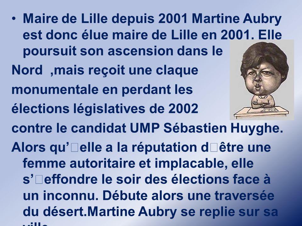 Suite à l'élection de François Mitterrand en 1981, elle occupe divers postes au ministère du Travail et des Affaires sociales, avec ; Jean Auroux et P
