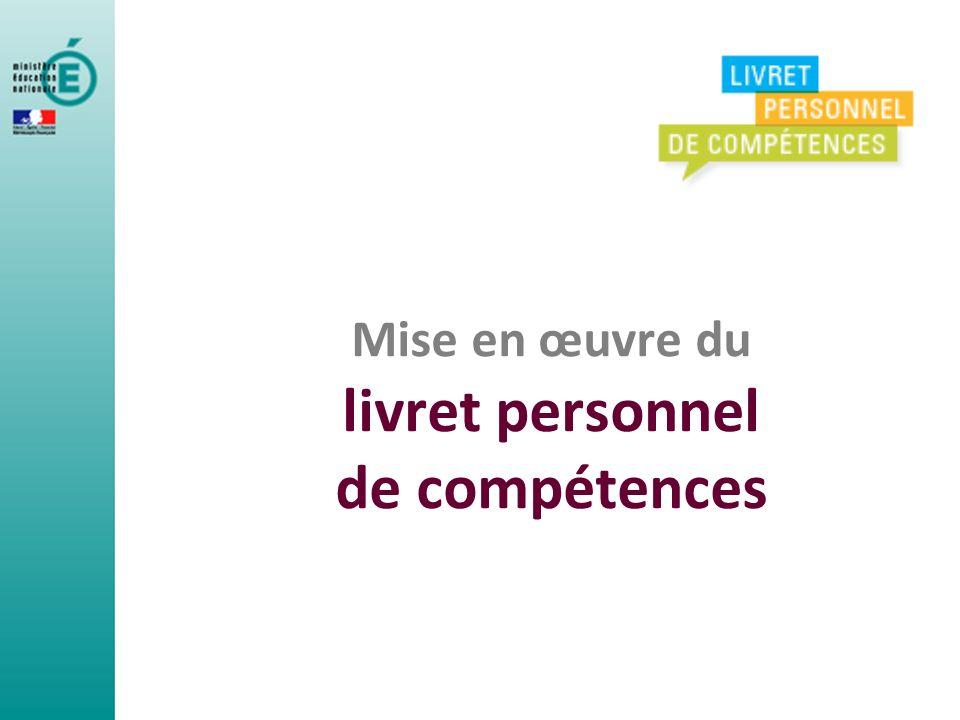 Un cadre européen Le socle commun de connaissances et de compétences sinscrit dans la logique des résolutions européennes sur lorientation et la formation tout au long de la vie.